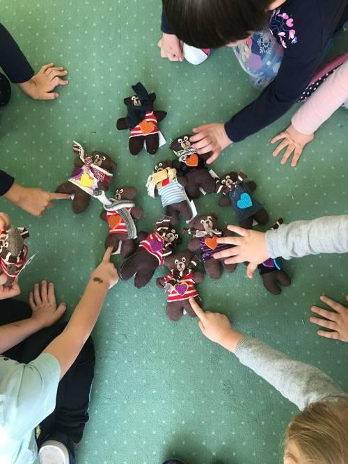 13.02.2020 DK Jordan, Siemianowice, warszataty dla dzieci / workshops for children in Siemianowice