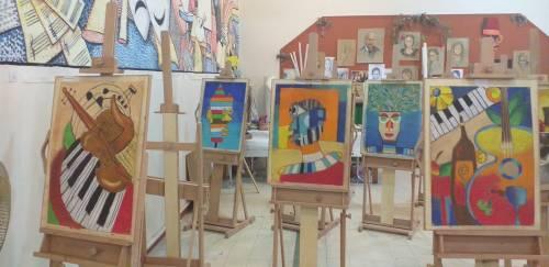 Zajęcia ze sztuki / Art workshops