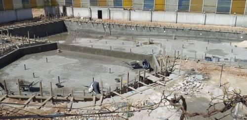 Dzięki Waszemu wsparciu pomogliśmy zbudować basen / Thanks to the donors we helped to built swimming pool in FCC