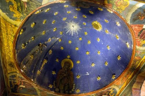 Kościół św. Sergiusza i Bachusa / St. Sergios Church