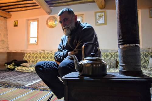 Józef - wielbiciel polskiej kawy Inka
