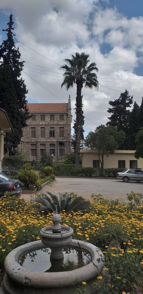 W klasztorze funkcjonuje także akademik dla muzułmańskich studentek / In monastery there is also a dorimitory for the Muslim female students