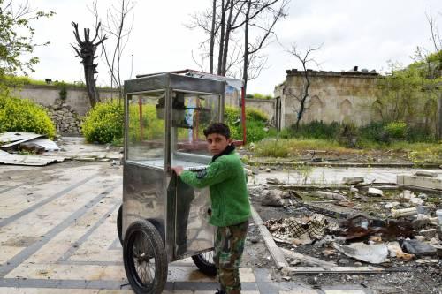 Dzieci - największe ofiary wojny / Children - biggest victims of war