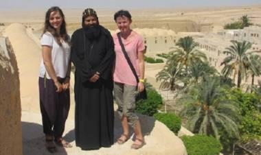 Moje pierwsze spotkanie z Kairem