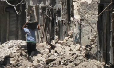 Mini-projekty w parafii św. Franciszka w Aleppo