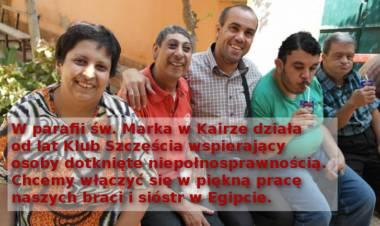 Klub Szczęścia w Kairze