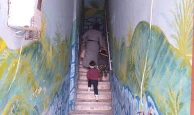 """""""Name and Future""""- szansa dla najuboższych dzieci i kobiet ze Wschodniego Aleppo."""