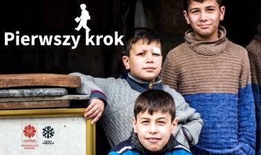 Pomagamy najmłodszym wykonać ich piewszy krok: wspieramy ich edukację