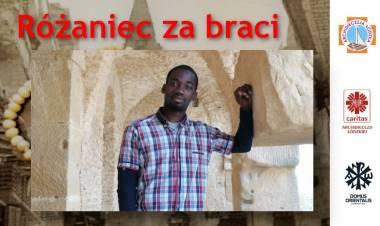 Różaniec za braci w sierpniu: list i rozważania Ezechiela z Tunisu