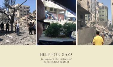 Help for Gaza