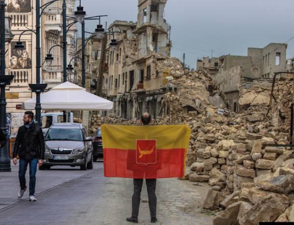 Łódź dla Aleppo!