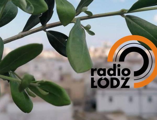 Radio Łódź: Kamila Litman rozmawia o podróży po Bliskim Wschodzie z ks. P. Szewczykiem