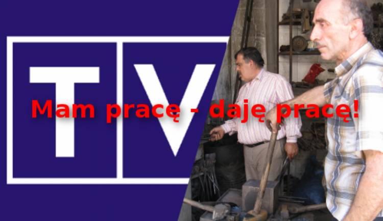 Mam pracę - daję pracę: zbiórka na pracę dla Aleppiańczyków w TVP