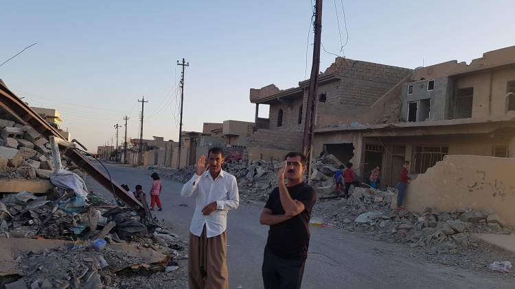 Religious bias in US aid cripples rebuilding and stabilization efforts in Iraq
