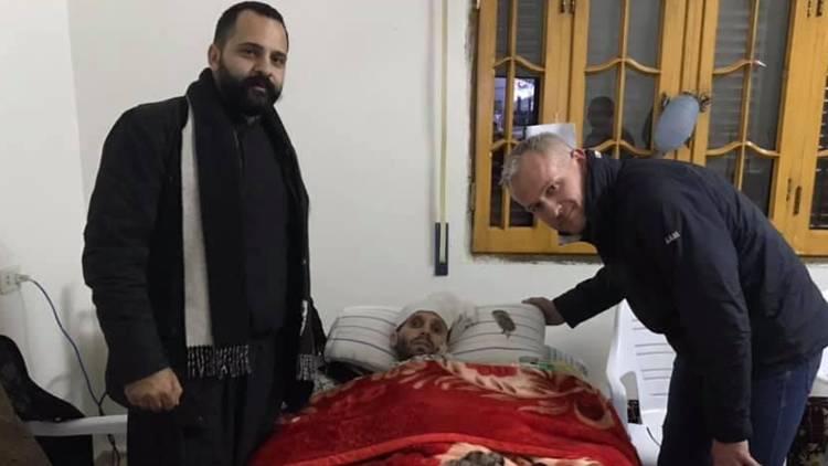 Pomagamy w Syrii z diakonem Baszirem