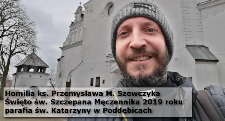 Ks. Przemysław Szewczyk: homilia na drugi dzień Świąt