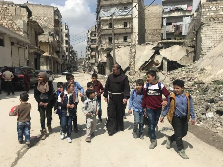 Terre Sainte w Aleppo