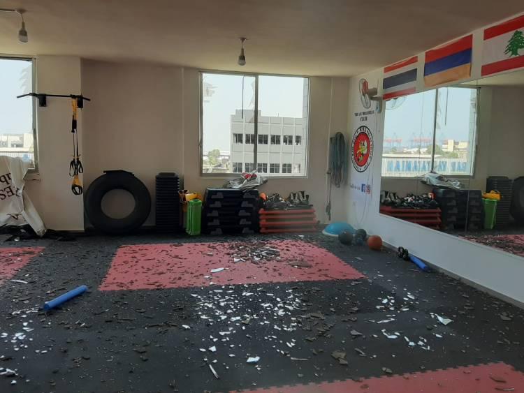"""Łódzka szkoła walki """"WARRIOR"""" walczy o Klub MMA """"Bumblebees"""" w Bejrucie"""