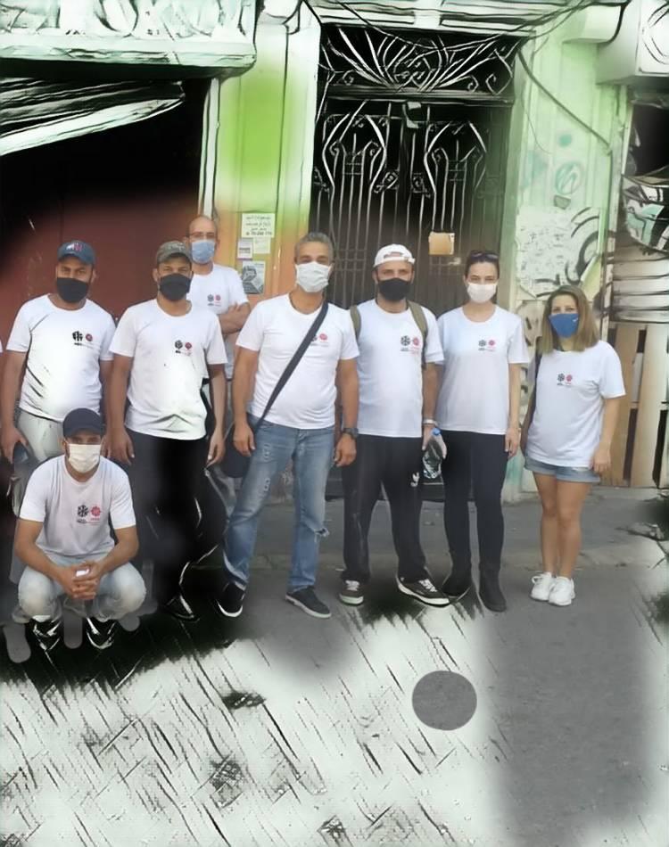"""""""Daj Pracę!"""" Bejrut - podsumowanie działań związanych z odbudową miejsc pracy: sierpień-październik 2020"""