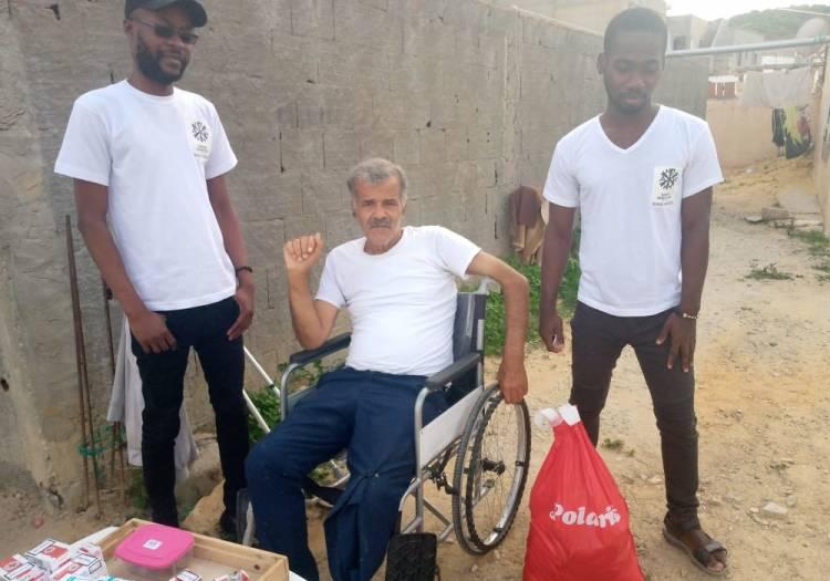 Pomagamy w Afryce Północnej: kupujemy paczki dla potrzebujących!